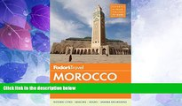 Big Deals  Fodor s Morocco (Full-color Travel Guide)  Best Seller Books Best Seller