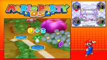 Mario Party DS - Story Mode - Part 5 - DKs Stone Statue (1/2) (Mario) [NDS]