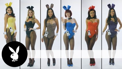 A Bunch of Playmates Dancing in Their Bunny Suits Is as Good as It Sounds