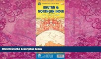 Books to Read  Bhutan   Northern India 1:345 000/1:2 100 000 (International Travel Maps)  Best
