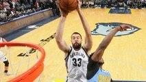 GAME RECAP: Grizzlies 108, Nuggets 107