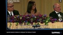 Élections américaines : Quand Barack Obama humiliait Donald Trump (Vidéo)