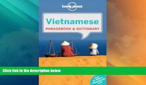 Must Have PDF  Lonely Planet Vietnamese Phrasebook   Dictionary  Full Read Most Wanted