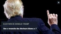 Election de Donald Trump : peut-on parler d'une « revanche des Blancs » ?