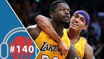 Hoopcast n°140 - Lueurs d'espoir chez les Lakers !