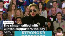 How celebrities are reacting to Hillary Clinton's loss