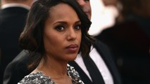 Kerry Washington Speaks Out to 'Scandal' Fans Following Election Results