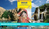 Big Deals  India 1:2,100,000 Travel Map (International Travel Maps)  Full Ebooks Most Wanted