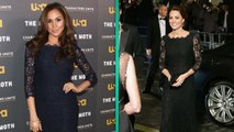 Prince Harry's New Girlfriend Meghan Markle Wore Same Dress as Kate Middleton Years Ago!
