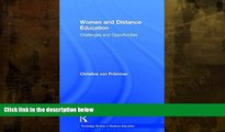 READ book  Women and Distance Education: Challenges and Opportunities (Routledge Studies in