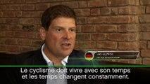 """Interview - Ullrich : """"Le cyclisme doit vivre avec son temps"""""""