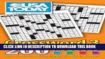 Ebook USA TODAY Crossword 3: 200 Puzzles from The Nation s No. 1 Newspaper (USA Today Puzzles)