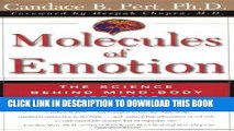 Best Seller Molecules Of Emotion: The Science Behind Mind-Body Medicine Free Read