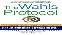 Best Seller The Wahls Protocol: A Radical New Way to Treat All Chronic Autoimmune Conditions Using