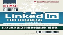 [FREE] EBOOK Ultimate Guide to LinkedIn for Business (Ultimate Series) ONLINE COLLECTION