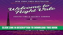 [FREE] EBOOK Welcome to Night Vale: A Novel BEST COLLECTION