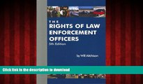 Best books  The Rights Of Law Enforcement Officers online