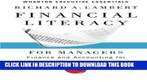 [READ] EBOOK Financial Literacy for Managers: Finance and Accounting for Better Decision-Making