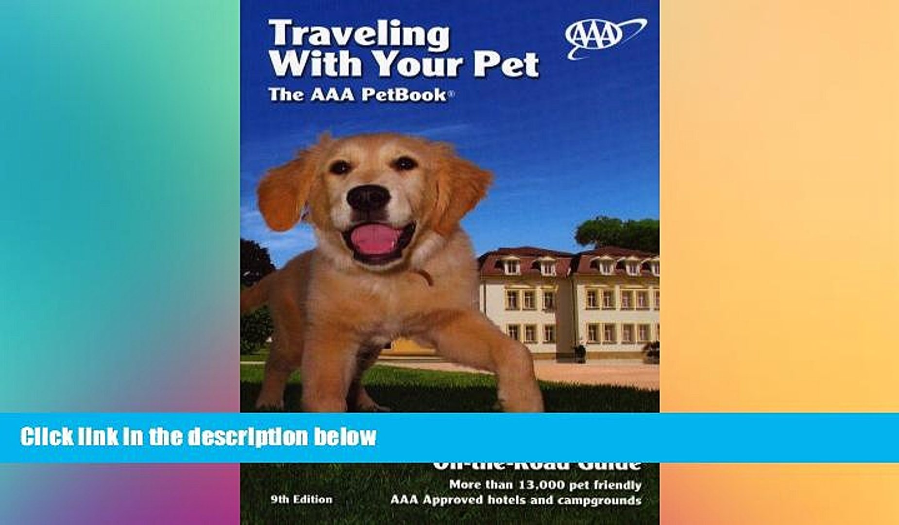 Ebook Best Deals  Traveling With Your Pet: The AAA Pet Book  Full Ebook