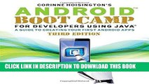 Read Now Android Boot Camp for Developers Using Java: A Guide to Creating Your First Android Apps