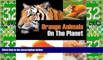 Deals in Books  Orange Animals On The Planet: Animal Encyclopedia for Kids (Colorful Animals on