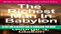 [PDF] The Richest Man in Babylon: Now Revised and Updated for the 21st Century (Paperback) -