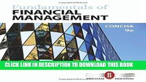 [FREE] EBOOK Fundamentals of Financial Management, Concise Edition ONLINE COLLECTION