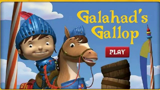 Mikes - Galahad Gallop Game - Mikes Games