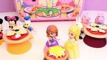 Peppa Pig Play Sets: Play Doh Peppa Pig Chef Mini Pizzeria Moon Rocket Surprise Eggs Picnic Basket