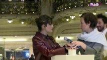 Audrey Tautou : La fée lumineuse des Galeries Lafayette !