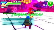 DBZ TTT: ¡El Goku de otro universo! ¡Demuestra tu verdadero poder, Goku!