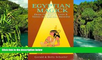 Ebook deals  Egyptian Magick: Enter the Body of Light   Travel the Magickal Universe (Llewellyn s