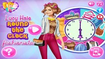 Lucy Hale Round The Clock Fashionista | lucy hale dress up games For Kids