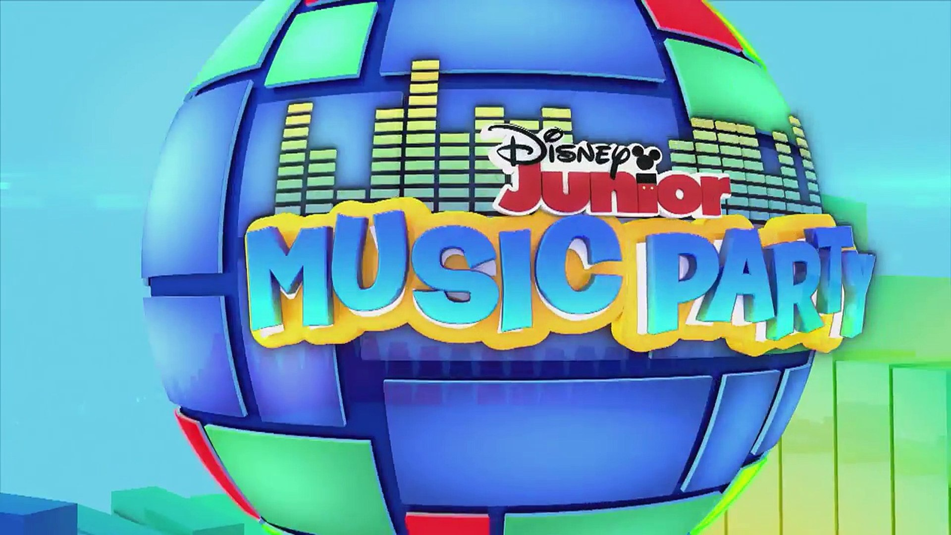 Disney Junior Music Party - Orelha-Bola