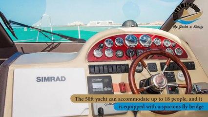 XT Sea Yacht Charter Dubai - Easy Yacht