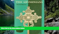 Big Deals  The Abyssinians (Ancient Peoples and Places)  Best Buy Ever