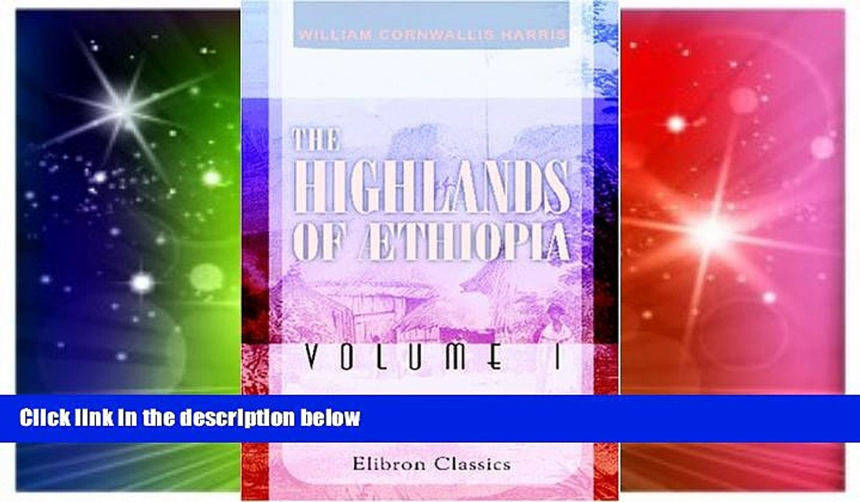 Barris Offer Porno ebook deals the highlands of Æthiopia: described, during eighteen months residence of a british