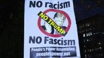 Etats-Unis: manifestations anti-Trump à travers le pays