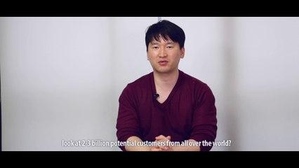 Payoneer Stories: Jinwon Jang, CEO of Gtory