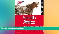Ebook deals  AAA Essential South Africa (AAA Essential Guides: South Africa)  Most Wanted