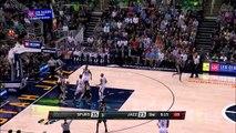 Kawhi Leonard 28 Pts Highlights | Spurs vs Jazz | November 4, 2016 | 2016-17 NBA Season