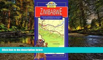 Must Have  Zimbabwe Travel Map  Most Wanted