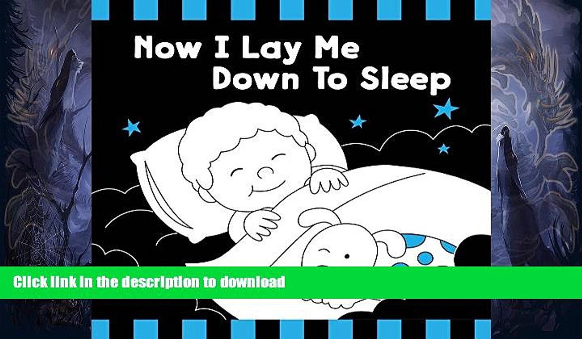 GET PDF  Now I Lay Me Down to Sleep Black   White Board Book (Tell Me About God Board Books)  BOOK