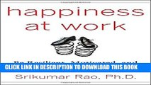 [PDF] FREE Happiness at Work: Be Resilient, Motivated, and Successful - No Matter What [Read] Online