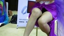 Hot Body Painting - Festival Asian Girl Show