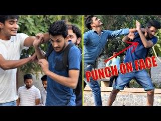 Hold My Dick Prank - Gone Terribly Wrong | AVRprankTV (Pranks in India)
