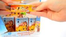 Король Лев шоколадные яйца. Часть 3. The Lion King chocolate eggs. Part 3