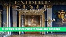 [EBOOK] DOWNLOAD Empire Style: The Hôtel de Beauharnais in Paris PDF