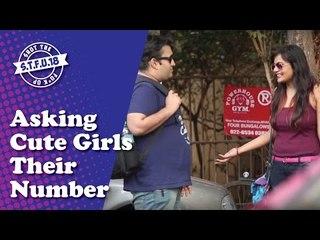 Asking Cute Girls Their Phone Number - S.T.F.U. 18 Pranks