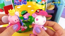 Peppa Pig Toys English Episodes - Peppa Pig Toys Video Compilation - Peppa Pig a